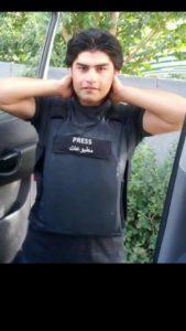 رامز احمدی تصویر بردار تلویزیون طلوع